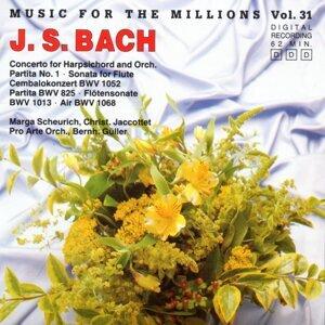 Pro Arte Chamber Orchestra, Christiane Jaccottet 歌手頭像