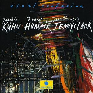 Jean-François Jennyclark, Daniel Humair, Joachim Kuhn 歌手頭像