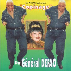 Mbilia Bel, Général Defao 歌手頭像