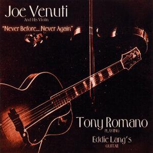 Joe Venuti, Tony Romano 歌手頭像