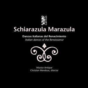 Christian Mendoze, Musica Antiqua 歌手頭像