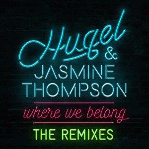 HUGEL, Jasmine Thompson 歌手頭像