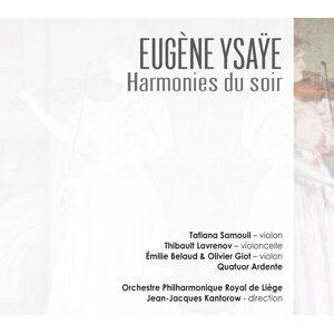 Thibault Lavrenov, Tatiana Samouil, Jean-Jacques Kantorow, Orchestre Philharmonique Royal de Liège 歌手頭像