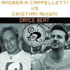 Andrea K Cappelletti, Cristian Avigni 歌手頭像