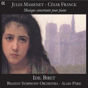 Alain Pâris, Bilkent Symphony Orchestra, Idil Biret 歌手頭像