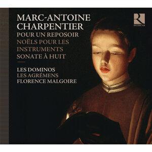 Florence Malgoire, Les Dominos, Les Agrémens 歌手頭像