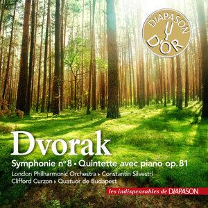 Quatuor de Budapest, Clifford Curzon, Constantin Silvestri, London Philharmonic Orchestra 歌手頭像