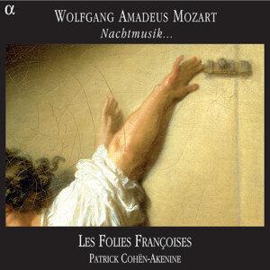 Patrick Cohën-Akenine, Les Folies Françoises 歌手頭像