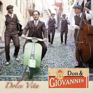 Don & Giovannis 歌手頭像
