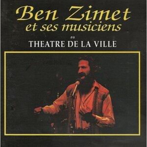 Ben Zimet 歌手頭像