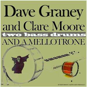 Dave Graney, Clare Moore 歌手頭像