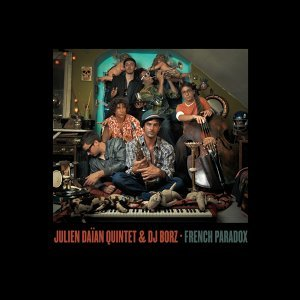 Julien Daïan Quintet, DJ Borz 歌手頭像