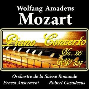 Orchestre de la Suisse Romande, Ernest Anserment, Robert Casadesus 歌手頭像
