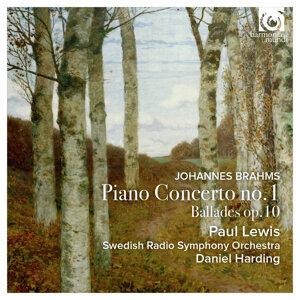 Paul Lewis, Swedish Radio Symphony Orchestra, Daniel Harding 歌手頭像