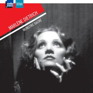 Paul Giannoli, André Parinaud, Marlène Dietrich 歌手頭像