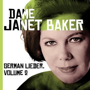 Dame Janet Baker/Geoffrey Parsons 歌手頭像