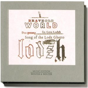 Brave Old World (美麗舊世界克萊茲梅爾樂團) 歌手頭像