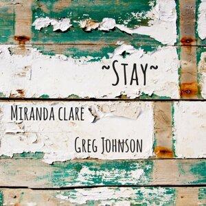 Miranda Clare, Greg Johnson 歌手頭像