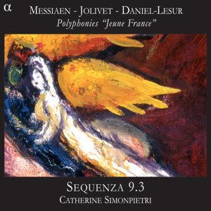Catherine Simonpietri, Sequenza 9.3 歌手頭像