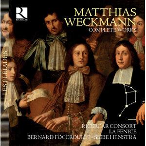 Ricercar Consort, La Fenice, Siebe Henstra, Bernard Foccroulle 歌手頭像