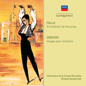 Ernest Ansermet, Teresa Berganza, L'Orchestre de la Suisse Romande 歌手頭像