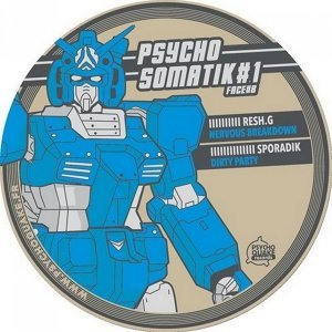 DJ Panik, Resh.G, Sporadik 歌手頭像