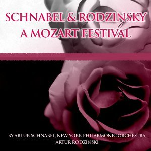 New York Philharmonic Orchestra, Artur Rodzinski, Artur Schnabel 歌手頭像