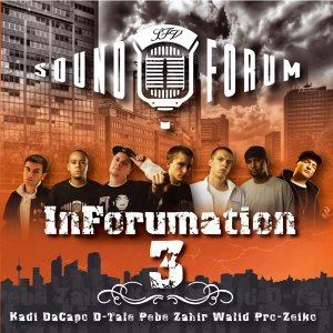 Soundforum Berlin feat. Damion Davis 歌手頭像