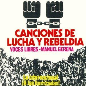 Voces Libres, Manuel Gerena 歌手頭像