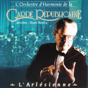 Roger Boutry, L'orchestre d'harmonie de la Garde républicaine 歌手頭像