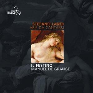 Manuel de Grange, Il Festino 歌手頭像