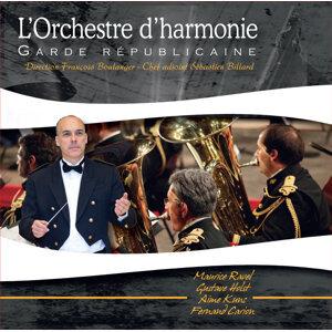 Sébastien Billard, François Boulanger, L'orchestre d'harmonie de la Garde républicaine 歌手頭像