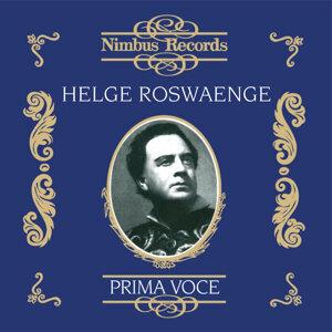 Helge Roswaenge, Margherita Perras 歌手頭像