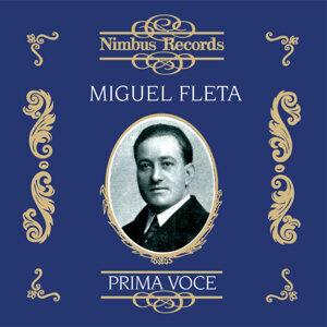 Miguel Fleta, Emilio Sagi-Barba 歌手頭像