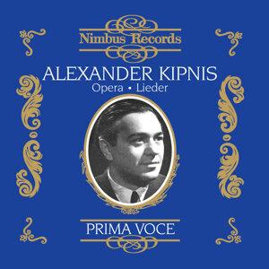 Alexander Kipnis, Else Ruziczka, Fritz Wolff 歌手頭像