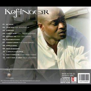 Kofinger 歌手頭像