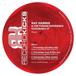 Ray Harris And The Fusion Experience 歌手頭像