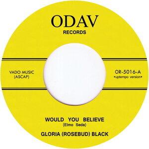 Gloria Rosebud Black 歌手頭像