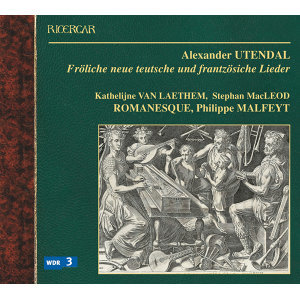 Romanesque, Kathelijne Van Laethem, Stephan MacLeod, Philippe Malfeyt 歌手頭像