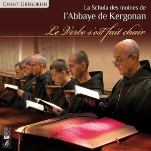 La Schola des moines de l'Abbaye de Kergonan 歌手頭像