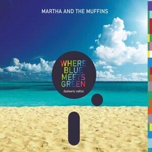 Martha & The Muffins 歌手頭像
