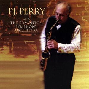 P.J. Perry, The Edmonton Symphony Orchestra 歌手頭像