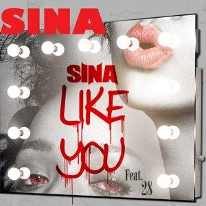 SINA feat. 28, SINA 歌手頭像
