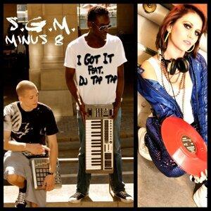 S.G.M. Minus 8 歌手頭像