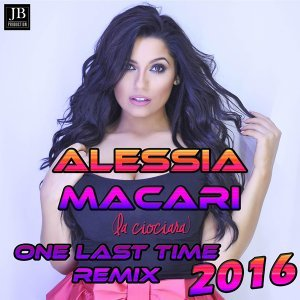 Alessia Macari 歌手頭像