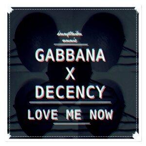 Gabbana, Decency 歌手頭像