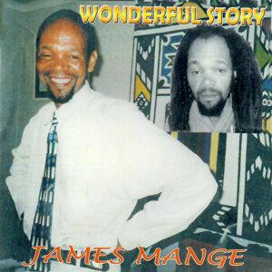 James Mange 歌手頭像