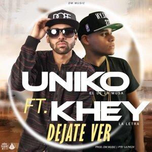 Uniko El de La Musa & Khey la Letra (Featuring) 歌手頭像