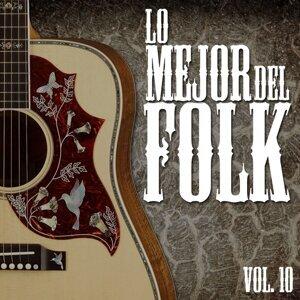 Lo Mejor del Folk, Vol. 10 歌手頭像