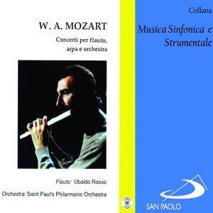 Ubaldo Rosso, Saint Paul's Philharmonic Orchestra, Silvano Frontalini 歌手頭像